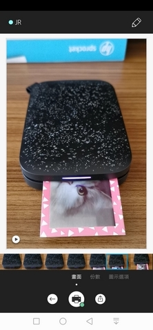 "HP Sprocket口袋相印機:相片隨手印、隨手貼、分享列印、AR""動""相片 - 29"