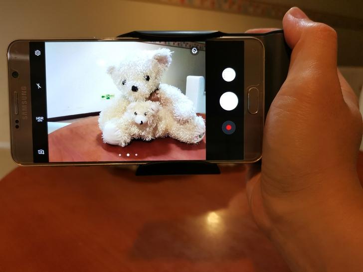 Adonit無線充電藍牙握把PhotoGrip Qi:功能三合一、拍照更便利  - 19