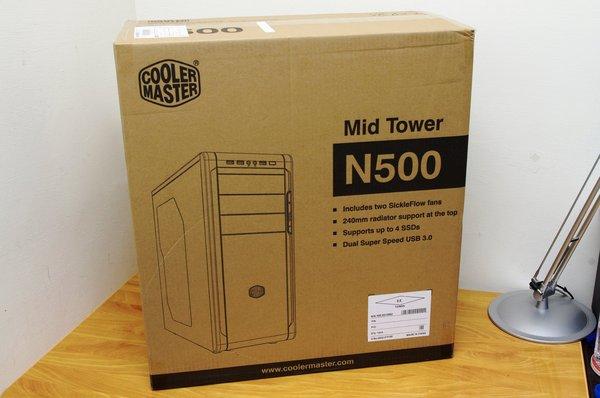 cooler master n500 豪華 版
